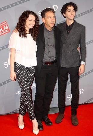 Stefania Owen, Jim Sadwith & Alex Wolff