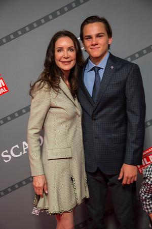 Lois Robbins and Alex Neustaedter