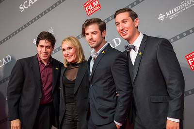 Danny Jolles, Janet Brennar, Zachary Webber, and Nick Williams