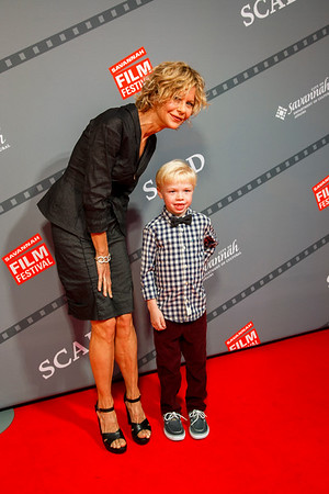 Award-Winning Actress and Director, Meg Ryan and Spencer Howell