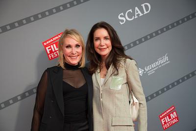 Janet Brennar and Lois Robbins