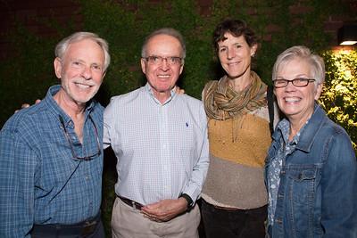 Allen Blount, Denis Healy, Tracey Dolan, and Linda Blount