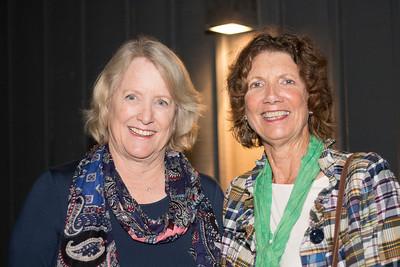 Carol Brown, and Debbie Ingram