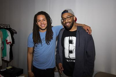 Vann-Ellison Seales, Jared Jackson