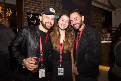 Tyler Staggs, Kayla Medina, Vincent Betancourt