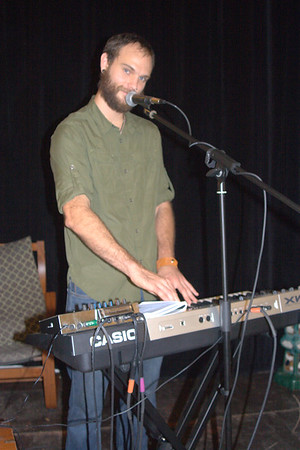 Sentient Bean: Josh Ward