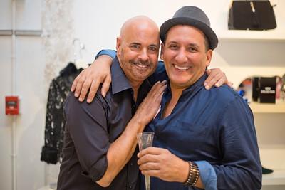 Mark Ellis and Andre Noujaim