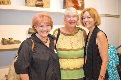 Jan Vach, Suzy Hokamsann, and Joyce Perryman