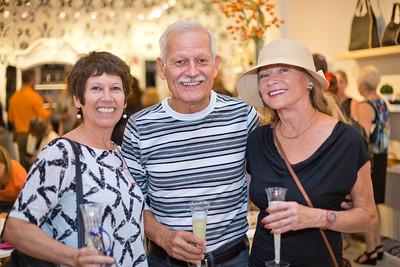 Cathy Colasanto, Tom Crites, and Silvia Heermann