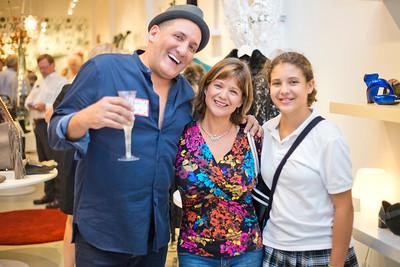 Andre Noujaim, Maria Jimenez, Ariana Field