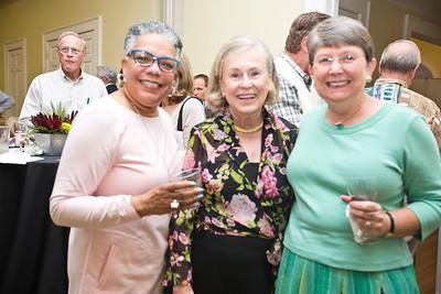 Venessa Lott, Marilyn Sheridan, and Cynthia Heil