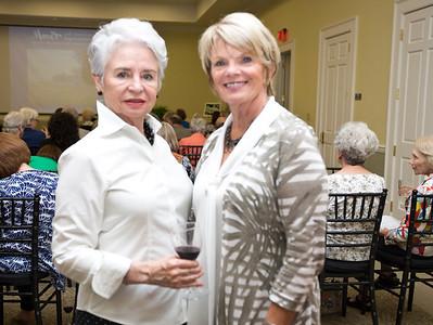 Ann Weiss and Vicki Teague