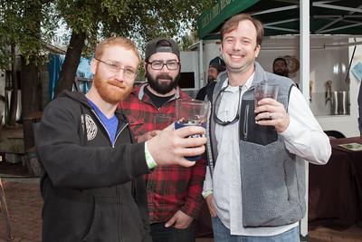 Sean Stoney, Justin Ferguson, Blake Wynens