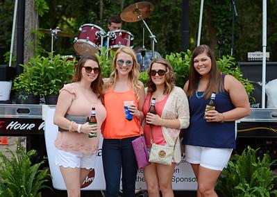 Britney Cadell, Haley Burn, Asya Hodgkins, Ashley Frye
