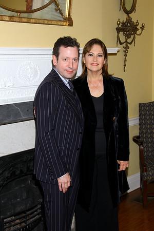 Charles Taylor Princess Caroline Murat