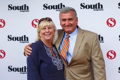 Patti Johnson and Mickey