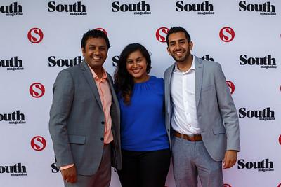Riki Patel, Trisha Patel and Kris Patel