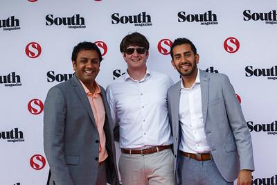 Kris Patel, Kevin Klinkenberg, Jamie Anderson