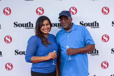 Trisha Patel and Lladnar Thompson