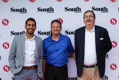 David Thornton, Joe Barthelmess and Kris Patel