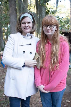 Sarah Fowler, and Rachel Merriman