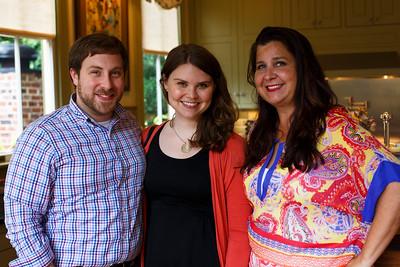 Dennis and Kristen Smith, Wendy Owens
