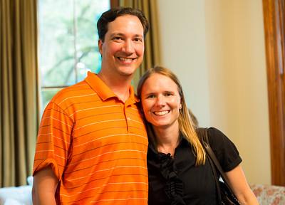 Mark and Heather Addona
