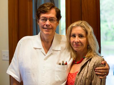 Michael and June Klavan