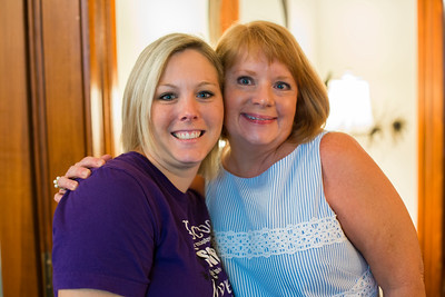 Stacy and Sherrie