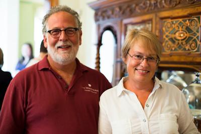 Steve Buckner (Whitman), and Libby Bacon