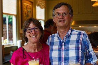Jane and Mike Elwell