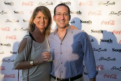Kim Deloach, Scott Cohen