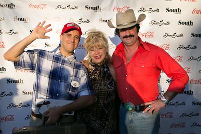 "Forrest Gump, Lisa Roberson,  John ""Bandit"" Sandifer"