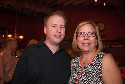 Erica Lumpert & Russell Kueker