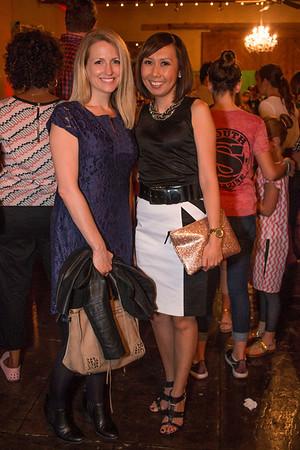 Vanessa Nguyen &  Kristen Kelleher