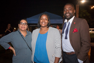 Tiffany Butler, Veleada Kinard,  & William Jackson