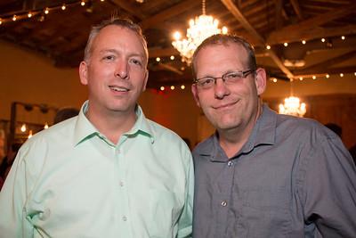 Todd Carvell & Hugh Osborne