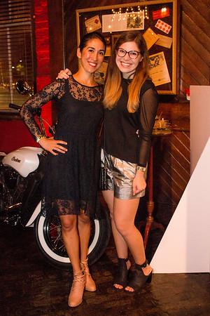 Sabina Cushing & Jennifer Restivo