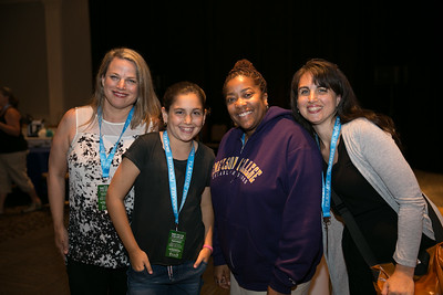 Laurie Cohen, Taliah Cohen-Vigder, Nerissa Williams-Scott, Jennifer Cohen-Vigder