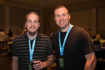 Andrew Huggins, Kevin Strahm