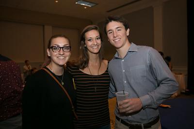 Jessica Hodspeth, Nicole Broadway, Jake Marshall