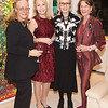 BNI_3844 Barbara Rosenthal, Meriel Lari, Barbara Tober, Meredith Bernstein