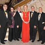 05_207 AWA_7512 Past Presidents Doran Mullen, Connie Greenspan, Scott Glascock, Anne Hall Elser, Tom Hills, Alan Frese