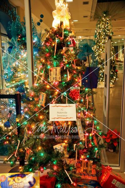 Library Holiday Tree Gala 2015