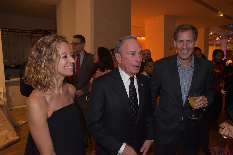 AWA_8222 Michelle Smith, Michael Bloomberg, Andy Oshrin