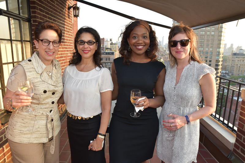 AWA_9602 Melinda Wolfe, Phyllis Hollis, Ita Ekpoudom, Sarah Cox