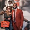anniewatt_30133-Beth Shak, New York Jets Football Player Darrelle Revis