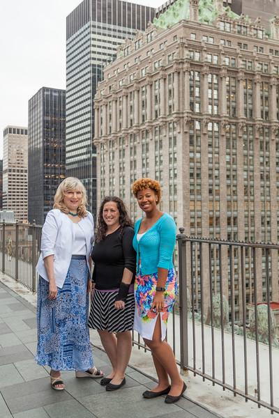 IMG_0877 Donna Conway, Emily Brochstein, Tatyana James