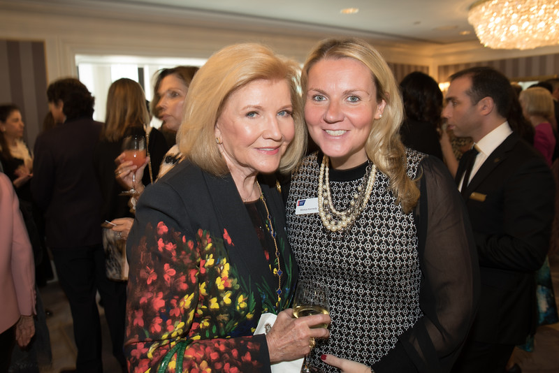 AWA_1329 Ambassador Brenda L Johnson, Monica Kennedy