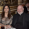 AWA_2513 Jacqueline Dauhajre, Monsignor Kevin Sullivan